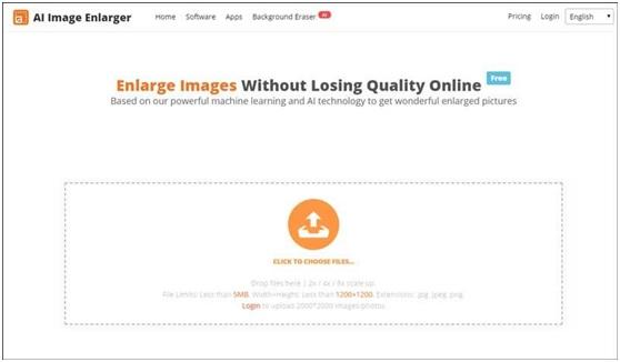 AI Image Resizer