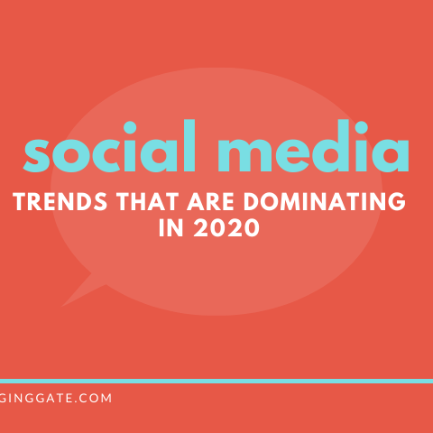 Social Media Marketing Trends that are dominating 2020
