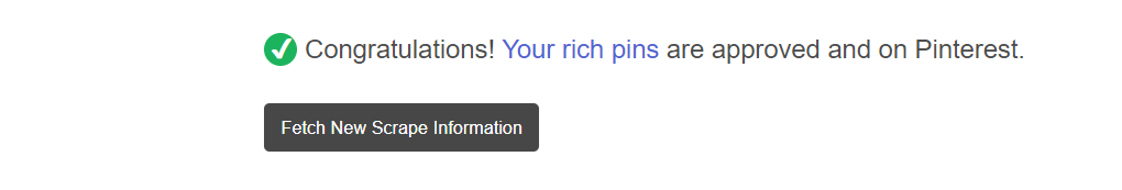 rich pin validator
