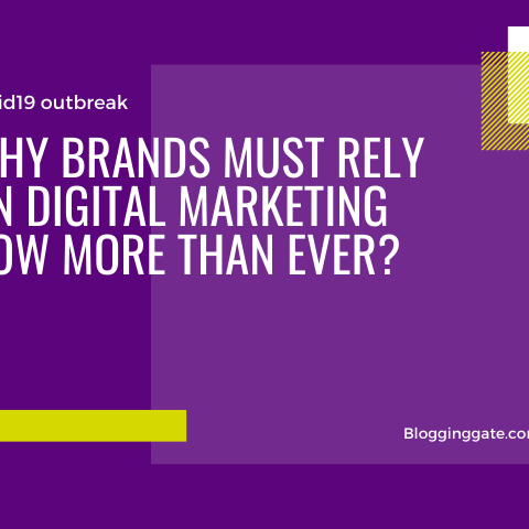 Covid19 outbreak: why brands must rely on digital marketing now more than ever?