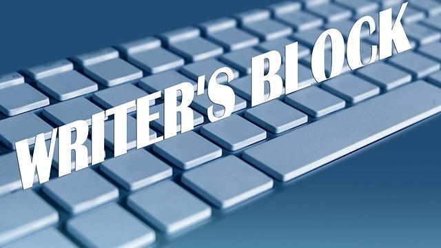 1 Silly Blogger Writing Mental Block